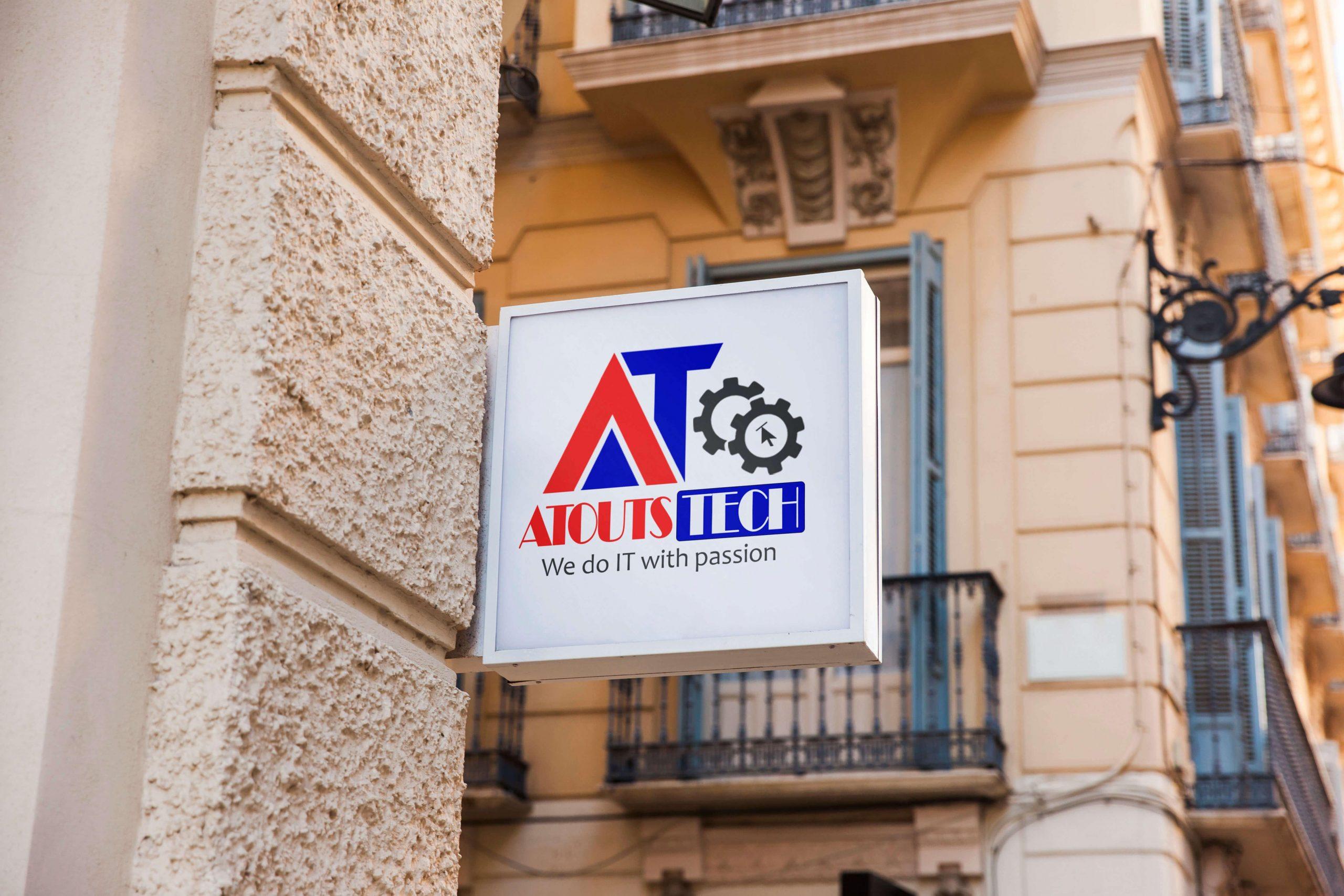 AtoutsTech White Outside scaled
