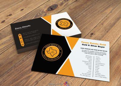 Business Card, TEG