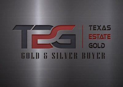 Metal effect, TEG Logo